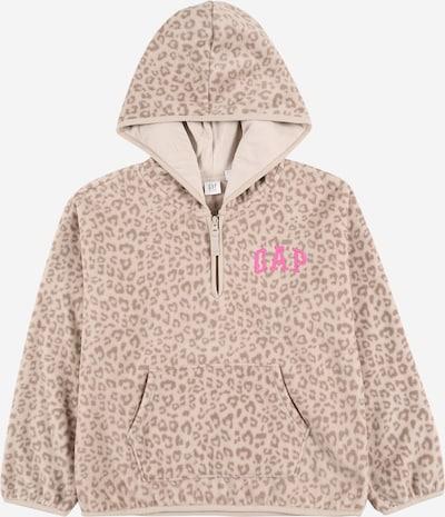 GAP Shirt in de kleur Bruin / Cappuccino / Pink, Productweergave