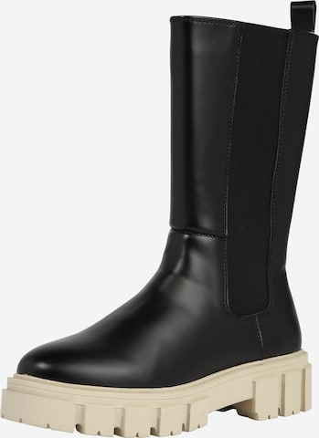 ABOUT YOU Boots 'Mariella' in Schwarz