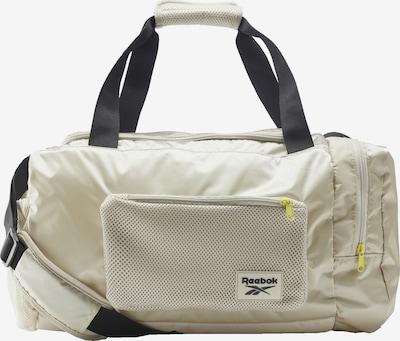 REEBOK Sport-Tasche 'Tech Style Grip' in beige, Produktansicht