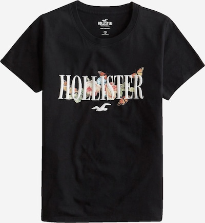 HOLLISTER Shirt in blue / brown / black / white, Item view