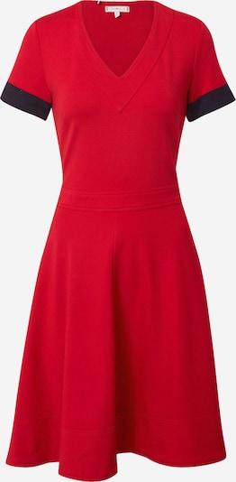Suknelė 'FIT&FLARE' iš TOMMY HILFIGER , spalva - tamsiai mėlyna / raudona: Vaizdas iš priekio