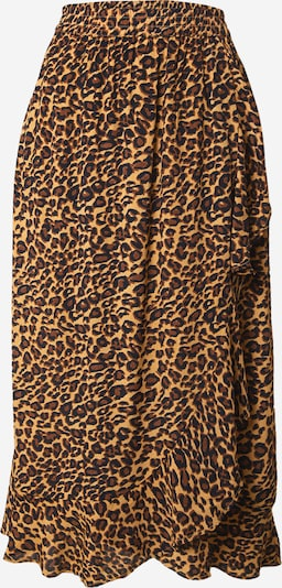 Bizance Paris Suknja 'Christy' u bež / smeđa / crna, Pregled proizvoda