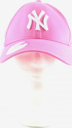 NEW ERA Basecap in XL in pink, Produktansicht