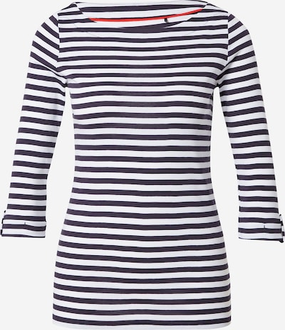 ESPRIT Shirt in dunkelblau / weiß, Produktansicht