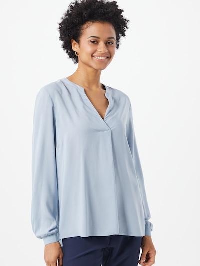 Part Two Bluse 'Tonnie' in hellblau, Modelansicht