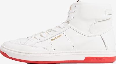 Superdry Sportschoen 'Lux Premium' in de kleur Wit, Productweergave