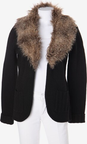 PAUL COSTELLOE Sweater & Cardigan in L in Black
