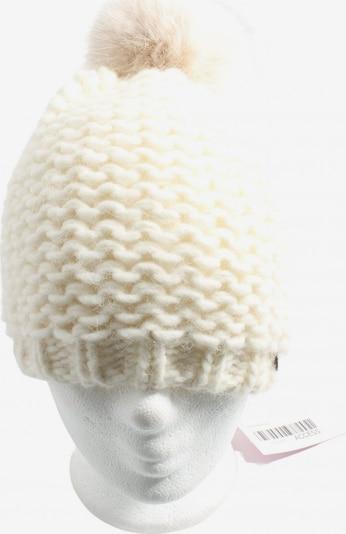 ESPRIT Häkelmütze in XL in wollweiß, Produktansicht