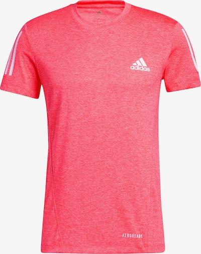 ADIDAS PERFORMANCE T-Shirt in hellrot, Produktansicht