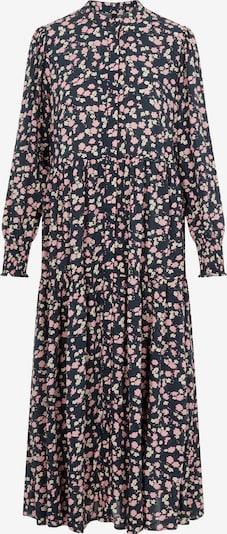 Y.A.S Shirt Dress 'Vilda' in Night blue / Smoke grey / Pink / White, Item view