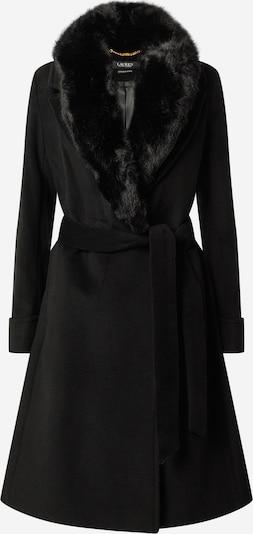Lauren Ralph Lauren Manteau d'hiver en noir, Vue avec produit