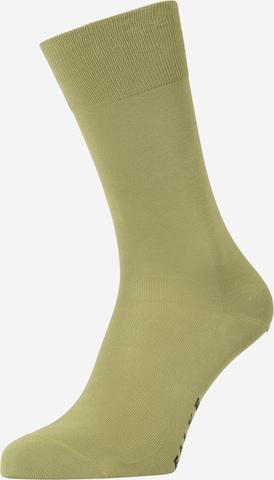 Șosete de la FALKE pe verde