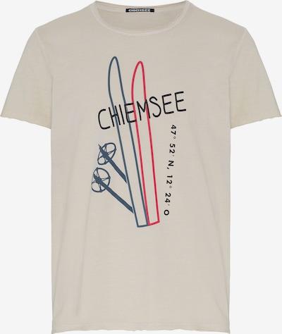 CHIEMSEE Functioneel shirt 'HIMALCHULI' in de kleur Blauw / Rood / Zwart / Wit, Productweergave