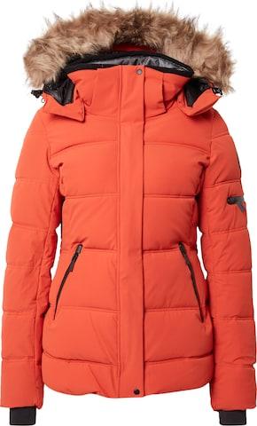 ICEPEAK Outdoor Jacket in Red