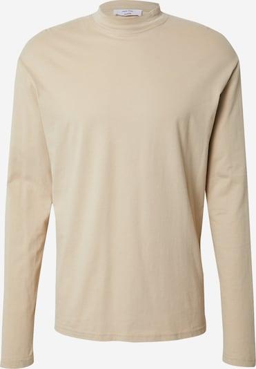 DAN FOX APPAREL Shirt 'Peer' in beige, Produktansicht