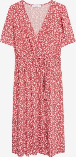 VIOLETA by Mango Kleid in pitaya / weiß, Produktansicht