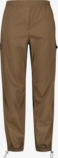 Pantaloni SAMOON pe maro, Vizualizare produs