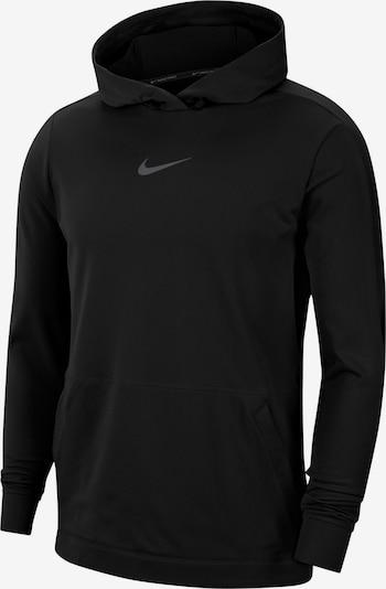 NIKE Sportsweatshirt in de kleur Zwart, Productweergave