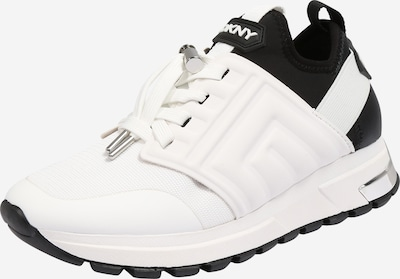 DKNY Sneakers laag 'MISTI' in de kleur Zwart / Wit, Productweergave