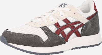 ASICS SportStyle Sneaker 'LYTE' in beige / basaltgrau / burgunder / weiß, Produktansicht