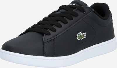 LACOSTE Sneakers low 'Carnaby' in black, Item view