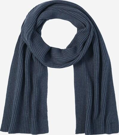 CAMEL ACTIVE Schal aus Baumwolle und Kaschmir in blau, Produktansicht