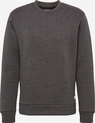 JACK & JONES Sweatshirt in dunkelgrau, Produktansicht