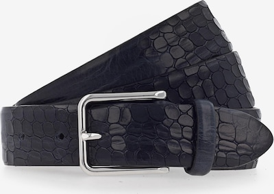 b.belt Handmade in Germany Gürtel in marine, Produktansicht