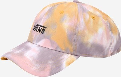 VANS Cap in gold / flieder / rosa / schwarz / weiß, Produktansicht