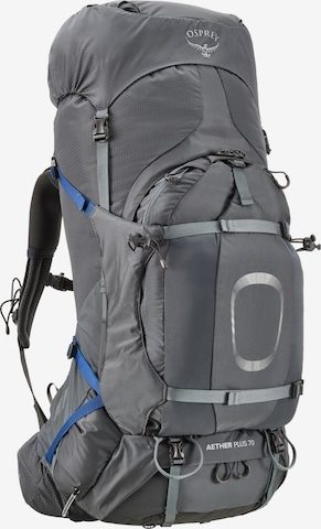 Osprey Rucksack in Grau