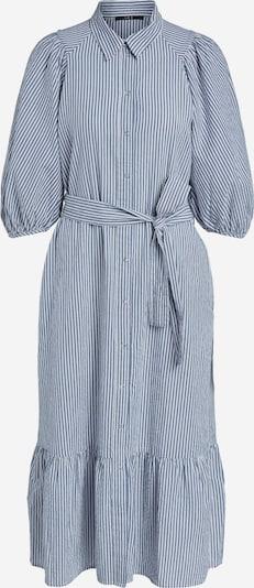 SET Kleid in blau / weiß, Produktansicht