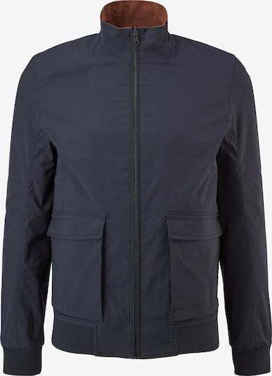 s.Oliver BLACK LABEL Jacke in chamois / marine, Produktansicht