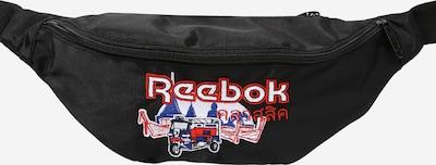 Reebok Classic Чанта за кръста в синьо / червено / черно / бяло, Преглед на продукта