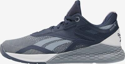 REEBOK Sneaker in grau: Frontalansicht
