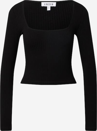 EDITED Shirt 'Tenley' in schwarz, Produktansicht