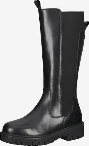 SANSIBAR Chelsea Boots in Schwarz