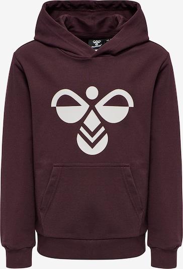 Hummel Athletic Sweatshirt in Burgundy, Item view