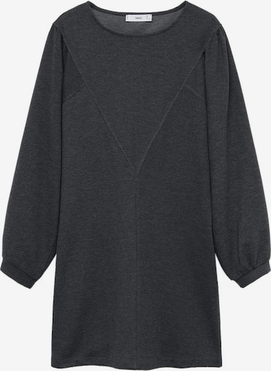 MANGO Kleid 'Siro' in dunkelgrau, Produktansicht