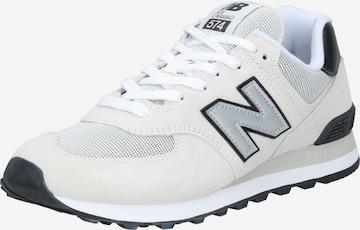 new balance Ниски маратонки 'ML 574' в бежово