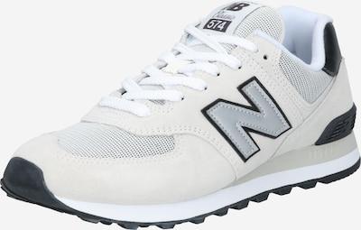 new balance Sneakers laag 'ML 574' in de kleur Crème / Grijs / Zwart / Wit, Productweergave