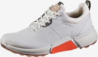 ECCO Sportschuh 'W Golf Biom H4 Dritton' in blau / hellbraun / orange / weiß, Produktansicht