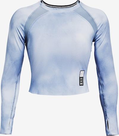 UNDER ARMOUR T-shirt fonctionnel en bleu pastel, Vue avec produit