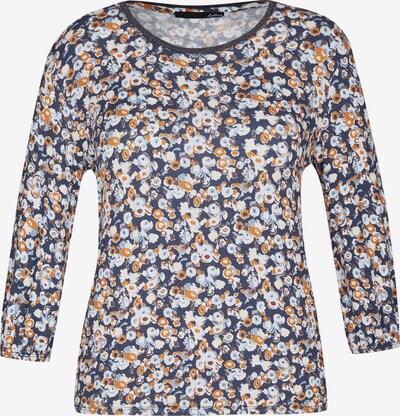 Lecomte Shirt in nachtblau / mischfarben / weiß, Produktansicht
