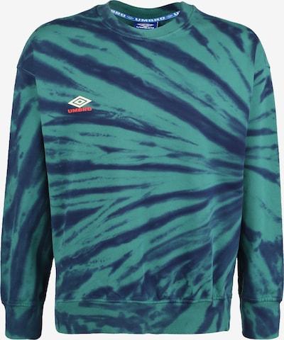 UMBRO Calidoscope Sweatshirt Herren in blau, Produktansicht