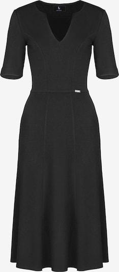 Lenitif Abendkleid in schwarz, Produktansicht