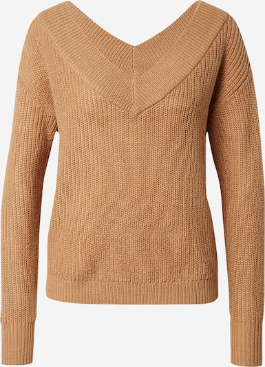 ONLY Sweater 'MELTON' in Light brown, Item view