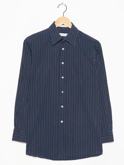 Calvin Klein Hemd in M in dunkelblau, Produktansicht