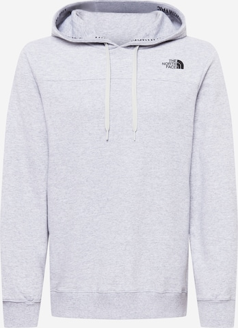 THE NORTH FACE Sportsweatshirt i grå