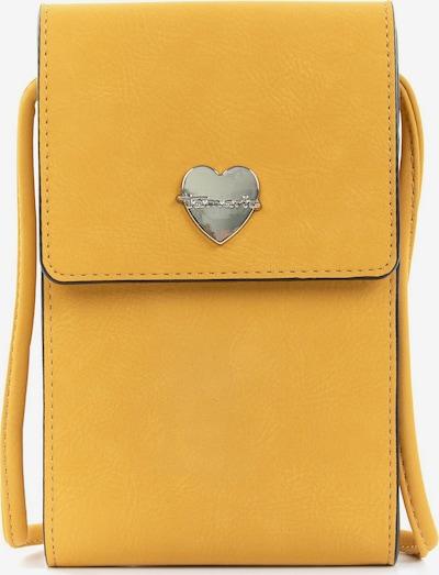 TAMARIS Handyetui 'Daphne' in gelb, Produktansicht