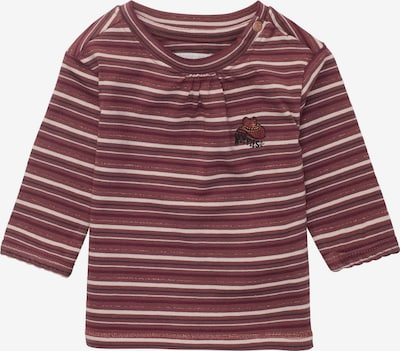 Noppies Shirt 'Saugus' in lila / beere / blutrot, Produktansicht